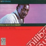 MOVIN' ALONG cd musicale di Wes Montgomery