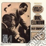 PIANO DUETS: GREAT TIMES! cd musicale di ELLINGTON/STRAYHORN