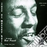 Jazz at massey hall vol. 2 cd musicale di Bud Powell