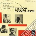 Tenor conclave cd musicale di Mobley/cohn/coltrane