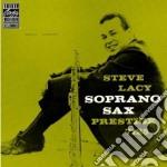 Steve Lacy - Soprano Sax cd musicale di Steve Lacy