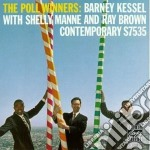 The poll winners cd musicale di Kessel/brown/manne