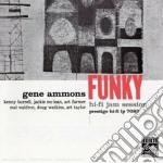 Gene Ammons - Funky cd musicale di Gene Ammons