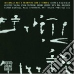 John Coltrane / Jaspar / Sulieman - Interplay For 2 Trumpets cd musicale di Coltrane/jaspar/suli
