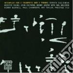 Interplay for 2 trumpets cd musicale di Coltrane/jaspar/suli