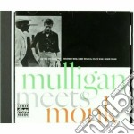 Gerry Mulligan / Thelonious Monk - Mulligan Meets Monk cd musicale di MONK THELONIOUS-GERY MULLIGAN