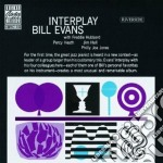 Interplay cd musicale di EVANS BILL QUARTET