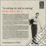 To swing or not to swing cd musicale