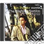 Meets the rhythm s. 07 cd musicale di Art Pepper