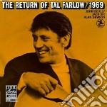 The return of tal farlow cd musicale di Tal Farlow