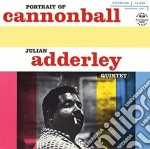 PORTRAIT OF CANNONBALL cd musicale di Cannonball Adderley