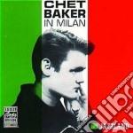 IN MILAN cd musicale di Chet Baker