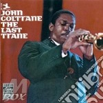The last trane cd musicale di John Coltrane
