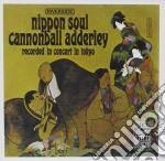 NIPPON SOUL cd musicale di CANNONBALL ADDERLEY