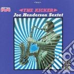 The kicker cd musicale di Joe Henderson