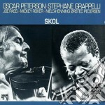 Skol cd musicale di Peterson/grappelli