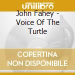 The voice of the turtle cd musicale