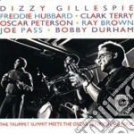 Dizzy Gillespie / Oscar Peterson - The Trumpet Summit Meets cd musicale di GILLESPIE-HUBBARD-TERRY..