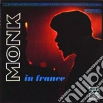 Monk in france cd musicale di Thelonious Monk