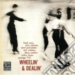 Wheelin' & dealin' cd musicale di Coltrane/wess