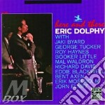 Here & there cd musicale di Eric Dolphy
