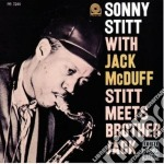 Stitt meets brother jack cd musicale di Stitt/mcduff