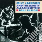 Soul fusion cd musicale di Alexan Jackson milt