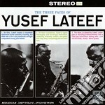 The three faces of yusef cd musicale di Yusef Lateef
