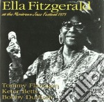 AT THE MONTREUX JAZZ FESTIVAL 1975 cd musicale di Ella Fitzgerald