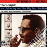 That's right! cd musicale di Nat Adderley