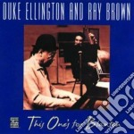 This one's for blanton cd musicale di Duke Ellington
