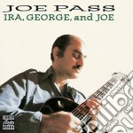 George ira & joe cd musicale di Joe Pass
