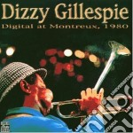 Digital at montreux 1980 cd musicale di Dizzy Gillespie
