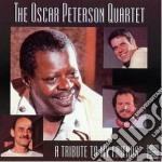A tribute to my friends cd musicale di Oscar Peterson