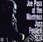 At montreaux festival'75 - pass joe cd musicale di Joe Pass