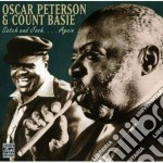 Count Basie / Oscar Peterson - Satch And Josh Again cd musicale di Basie/peterson