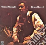 Round midnight cd musicale di Kenny Burrell