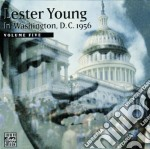 LYOUNG IN WASHINGTON V5 cd musicale di Lester Young