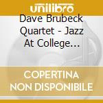 Jazz at college pacific.. cd musicale