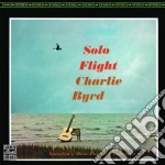 Solo flight cd musicale di Charlie Byrd