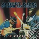IN SESSION cd musicale di KING ALBERT & S.R.VAUGHAN