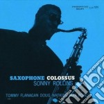 SAXOPHONE COLOSSUS RVG SER cd musicale di Sonny Rollins