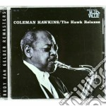 THE HAWK RELAXES RVG SER. cd musicale di Coleman Hawkins
