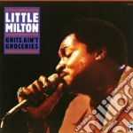Grits ain't groceries cd musicale di Milton Little