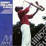 G-man cd musicale di Sonny Rollins