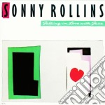 FALLING IN LOVE WITH JAZZ cd musicale di Sonny Rollins