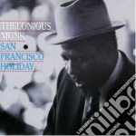 San francisco holiday cd musicale di Thelonious Monk