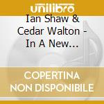 In a new york minute - walton cedar cd musicale