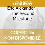 The second milestone - cd musicale