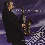Eric Alexander - Summit Meeting cd musicale